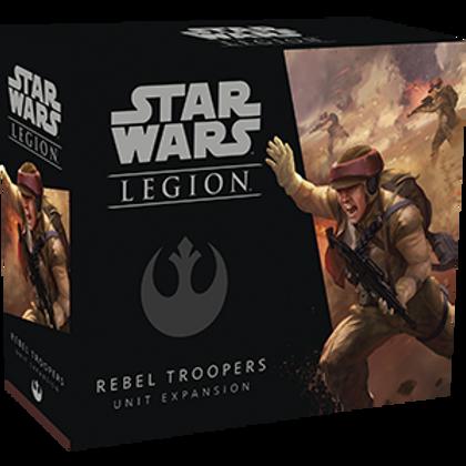 Rebellentruppen