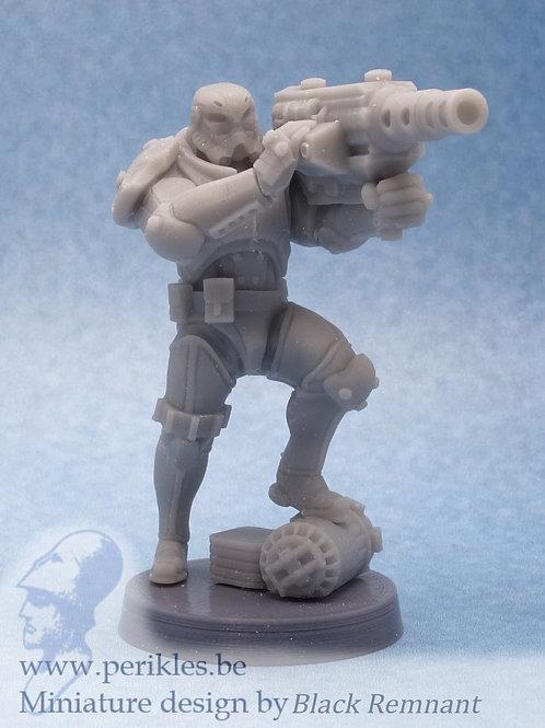 Recon Squad Heavy Trooper