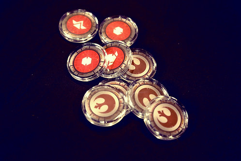 Spiel-Token Schoner (10 Kapseln)