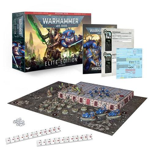 Warhammer 40000 Elite Edition