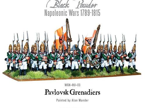 Pavlovsk Grenadier Regiment