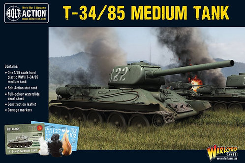 T 34/85 Medium Tank
