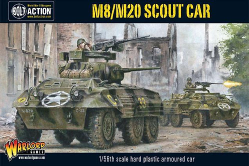 M8 / M20 Greyhound Scout Car
