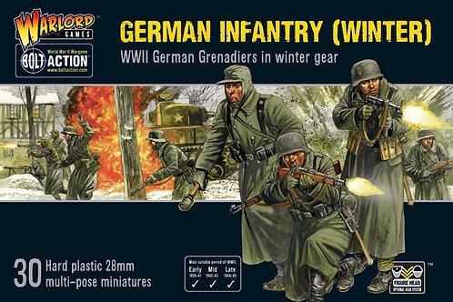 Wehrmacht Winter Infantry