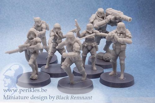 Recon Squad (7 figures)