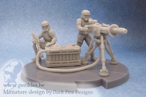 Tropical Trooper Repeater Team