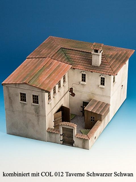 Cabaña Establo