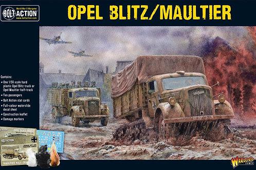 Opel Blitz / Maultier