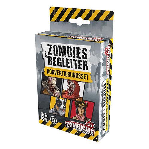 Zombicide: Zweite Edition – Zombies & Begleiter (Konvertierungsset)