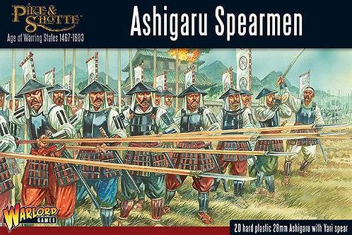 Ashigaru Speerträger