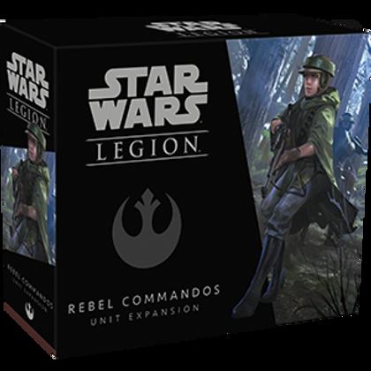 Rebellenkommandos