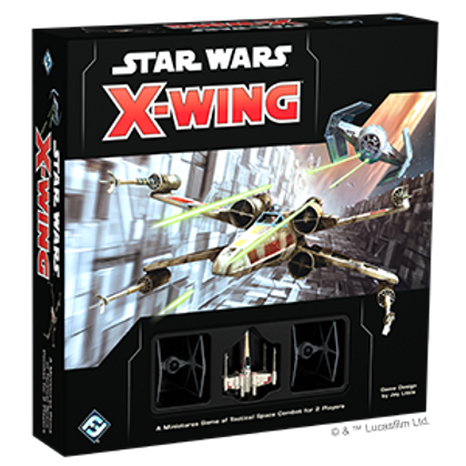 X-Wing 2 Edition Grundspiel