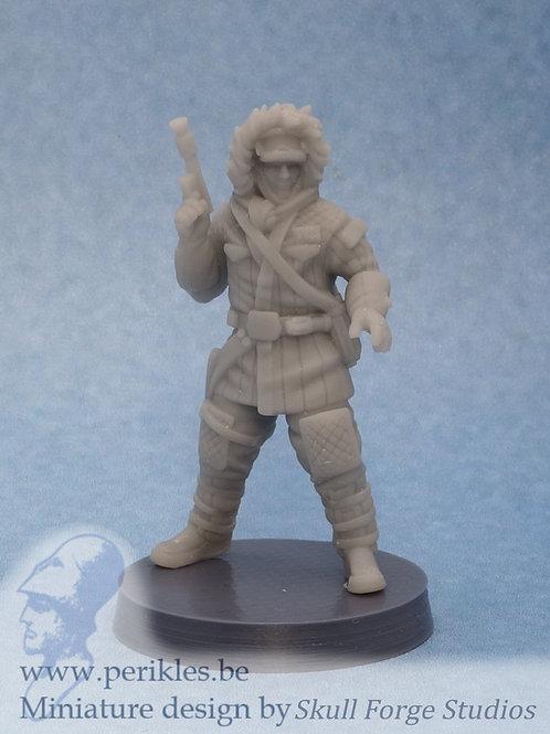 Snowsuit Smuggler