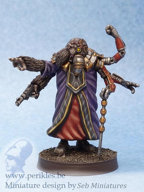 Arachnid Admiral