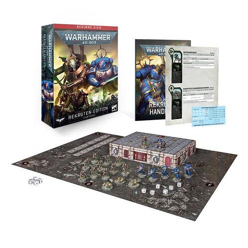 Warhammer 40000 Rekruten Edition