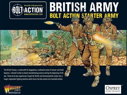Starterarmee der britischen Armee