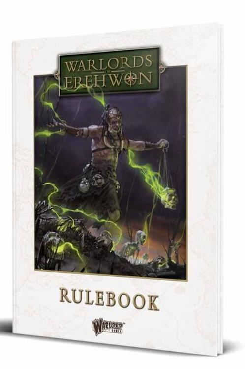 Warlords of Erehwon - Regelbuch