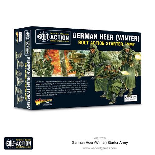 Deutsche Winter Starter Army