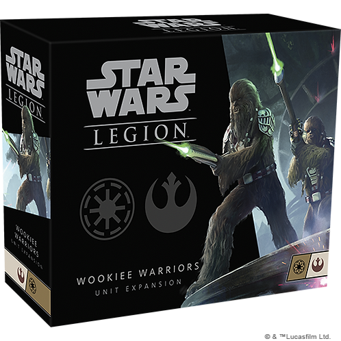 Wookiee-Krieger