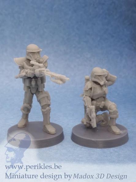 Terror Trooper Specialists