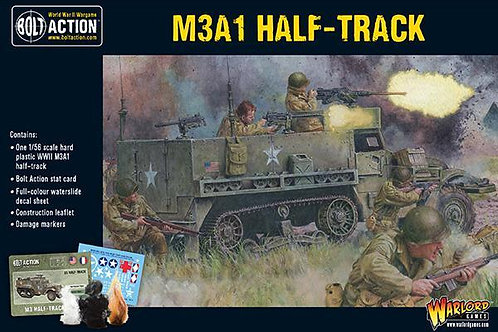 M3A1 Half-Track / Halbkette