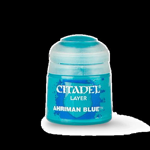Ahriman Blue