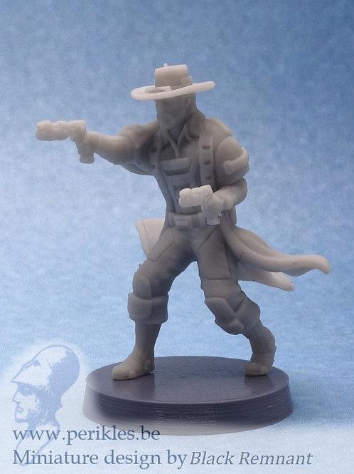 Space Cowboy Leader