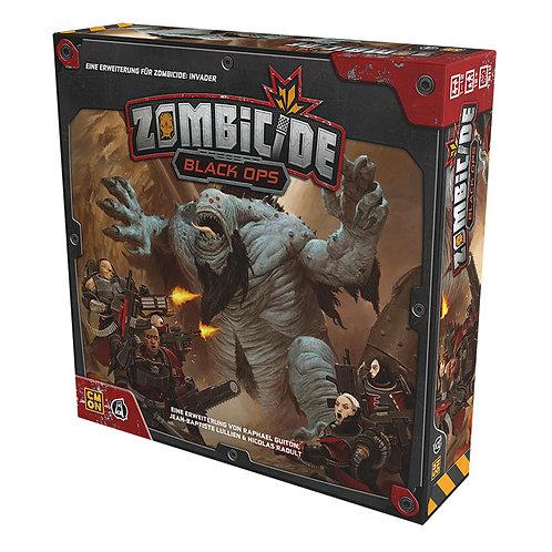 Zombicide - Invader Black Ops