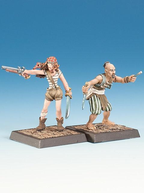 Piratin und Cuchillo #2