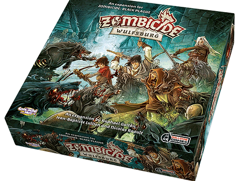 Zombicide- Wulfsburg