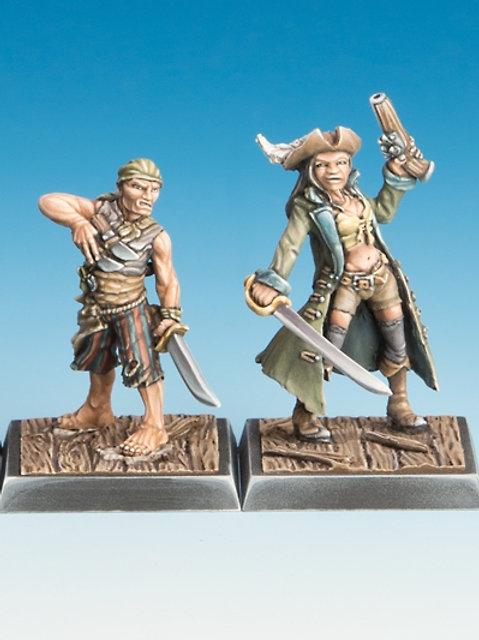 Piratin & Cuchillo
