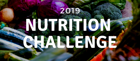 End of 2019 Nutrition Challenge!