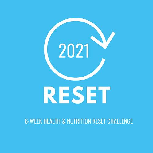 Health & Nutrition Reset Challenge