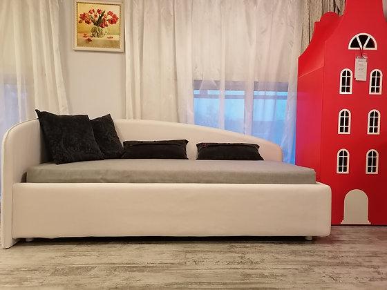 Кровать PAOLA L, 90х200 см с матрасом