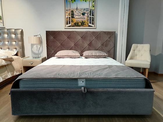 Кровать MANHATTEN, 160х200 см (подъемный механизм)