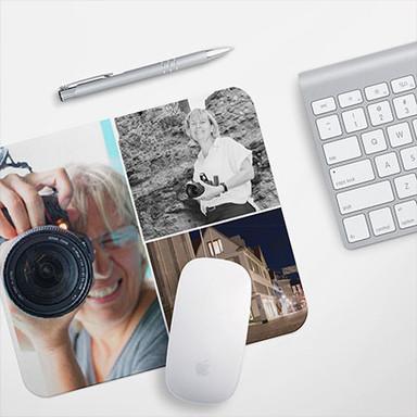 Mouspad mit eigenem Fotos