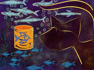 Biographie d'un poisson rouge