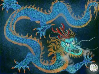 Exprimez votre colère : le tonnerre c'est la rage du dragon