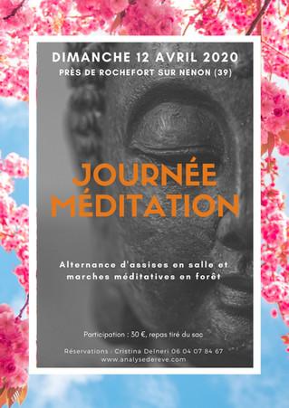 Pâques en méditation