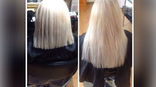 The Art of Hair Extensions: Tape Extensions