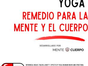 Yoga: un remedio para la mente y el cuerpo