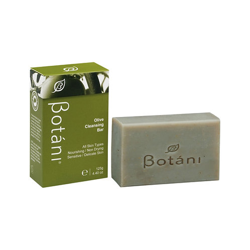 Botani Olive Cleansing Bar 125g