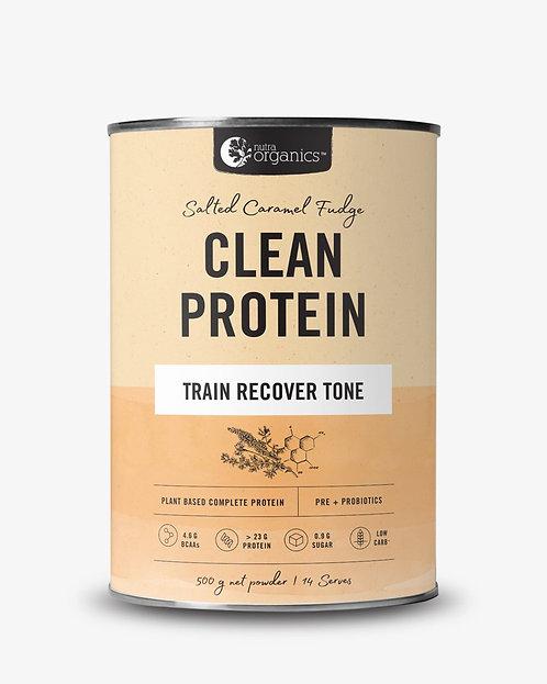 Nutra Organics Clean Protein - 500g