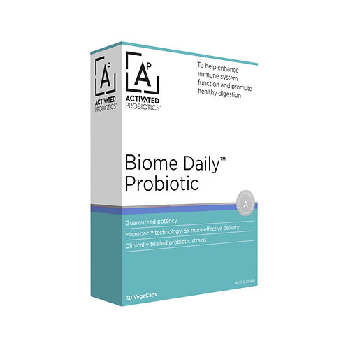 Biome Daily Probiotic 30vc