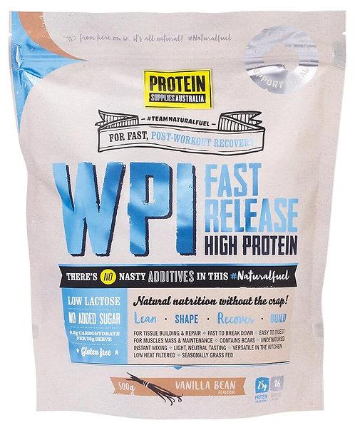 Protein Supplies Australia WPI 500g