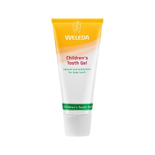 Weleda Tooth Gel Children's (baby teeth toothpaste) 50ml