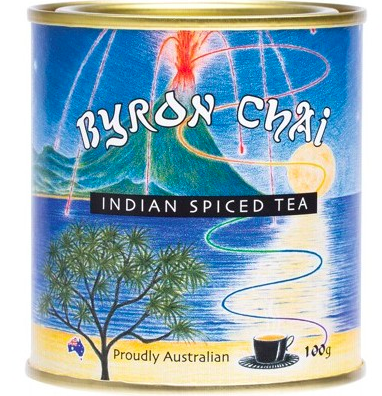 Byron Chai - Indian Spiced Tea