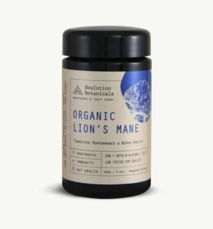 Evolution Botanicals - Organic Lion's Mane