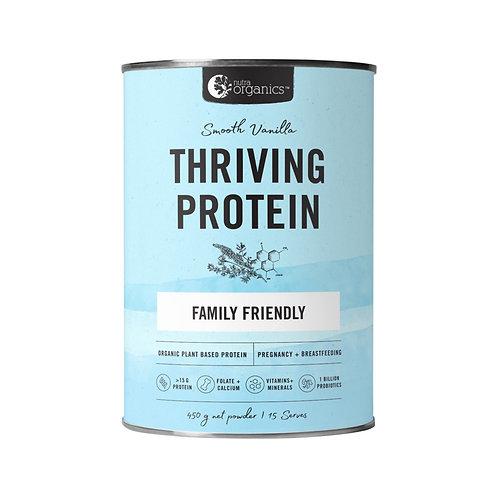 Nutra Organics Thriving Protein 450g