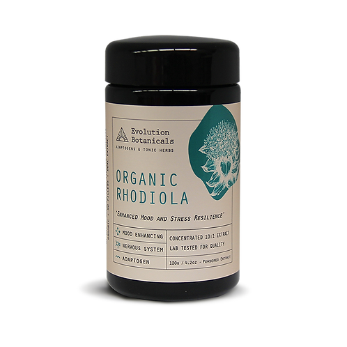 Evolution Botanicals - Organic Rhodiola